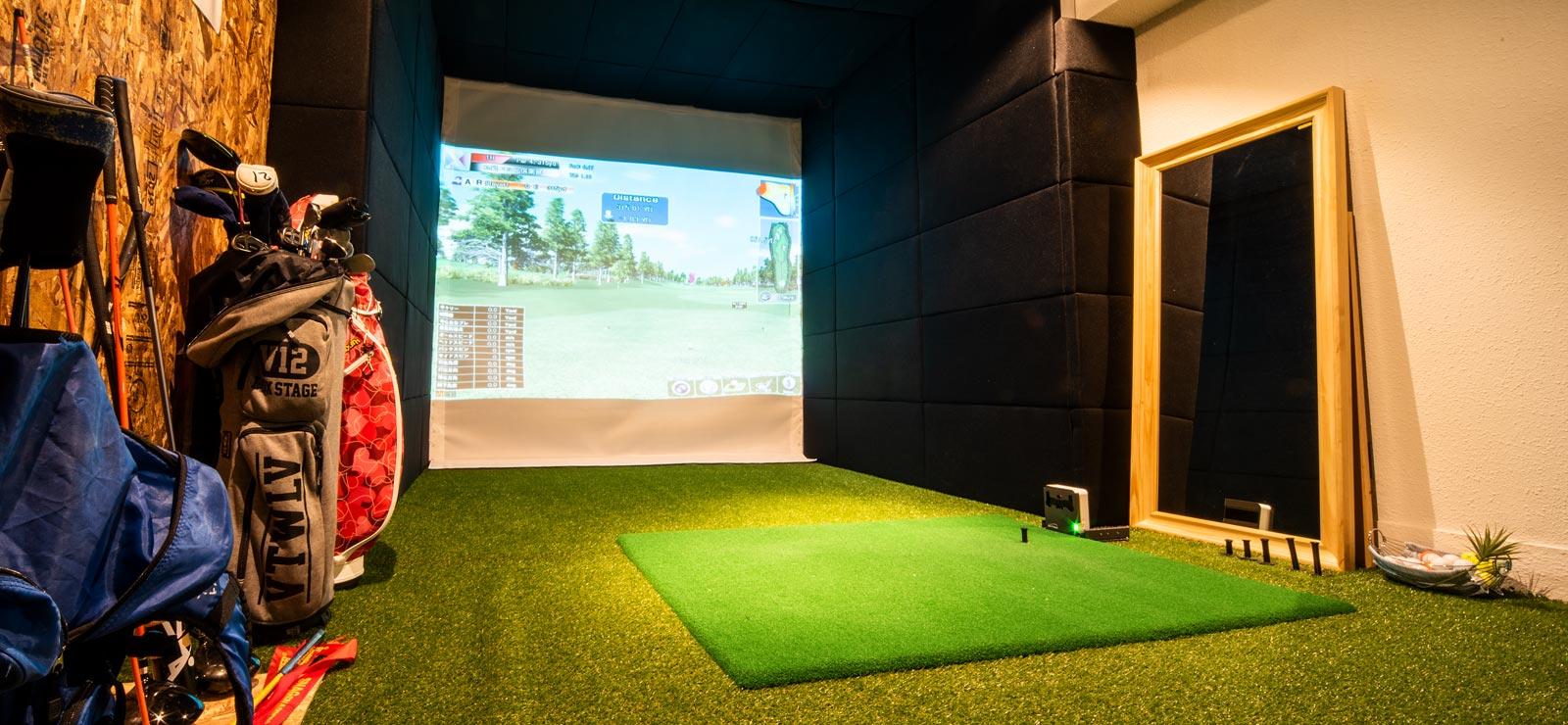 シェアゴルフ八事完全個室