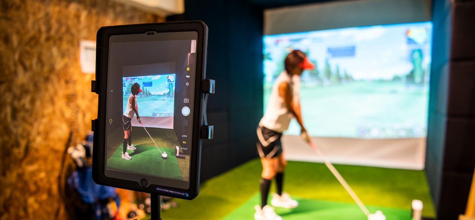 動画撮影可能シェアゴルフ八事